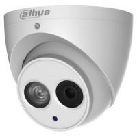 Dahua - IPC-HDW4831EM-ASE-0280B - 8 MP Starlight Мрежова IP Камера с Осветление до 50 м, 15 к/с @ 4K, Обектив 2.8 мм, Микрофон, PoE, Onvif