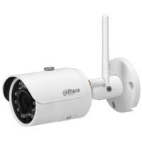 Dahua - IPC-HFW1320S-W-0280B - 3 MP Безжична Мрежова IP Камера с Осветление до 30 м, 20 к/с @ 3 MP, Обектив 2.8 мм, Wi-Fi