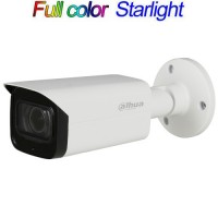 Dahua - IPC-HFW4239T-ASE-NI-0360B - 2 MP Full Color Starlight+ Мрежова IP Камера, 25 к/с @ 1080P, Обектив 3.6 мм, Аудио, PoE, Onvif