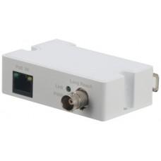 Dahua - LR1002-1ЕC - Пасивен Приемник LAN + PoE / ePoE по Коаксиален Кабел (RJ45 към BNC) EoC (Ethernet Over Coax)