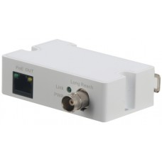 Dahua - LR1002-1ЕТ - Пасивен Трансмитер LAN + PoE / ePoE по Коаксиален Кабел (RJ45 към BNC) EoC (Ethernet Over Coax)