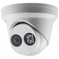 Hikvision - DS-2CD2363G0-I - 6 MP Мрежова IP Камера с IR Осветление до 30 м, 20 к/с @ 6 MP, Обектив 2.8 мм, PoE, Onvif