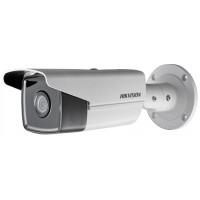 Hikvision - DS-2CD2T63G0-I8 - 6 MP Мрежова IP Камера с IR Осветление до 80 м, 20 к/с @ 6 MP, Обектив 4 мм, PoE, Onvif