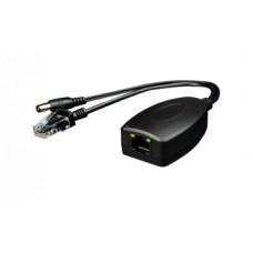 Utepo - UTP3-PDA01-B13W - PoE Сплитер - Разделя Ethernet Сигнал и Захранване от PoE Еthernet, 13 W