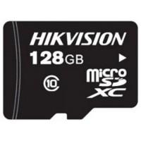 Hikvision - HS-TF-L2I/128GB - 128 GB Micro SD HC Карта  Оптимизирана За Системи За Видеонаблюдение, TLC, Class 10/U1, Скорост на Четене / Запис: 95 MB/s / 24 MB/s