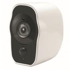 YCC365 Plus - K05 - 2 MP Безжична Компактна Мрежова IP Камера с IR Осветление, 25 к/с @ 1080P, Обектив 3.9 мм, Wi-Fi, Аудио, Микрофон, Говорител, PIR Датчик за Движение, с Вградена Батерия 4000 mAh