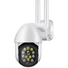 YCC365 Plus - P11-12 - 2 MP Безжична Компактна Управляема Pan/Tilt Мрежова IP Камера с IR Осветление, 25 к/с @ 1080P, Обектив 3.6 мм, Wi-Fi, Аудио, Микрофон, Говорител