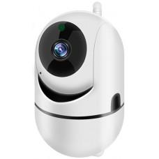 YCC365 Plus - Y26 - 2 MP Безжична Управляема Pan / Tilt Компактна Мрежова IP Камера с IR Осветление, 25 к/с @ 1080P, Обектив 3.6 мм, Wi-Fi, Аудио, Микрофон, Говорител