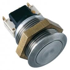 CDVI - B/NO/NF - Метален Бутон за Отваряне на Врата за Вграждане