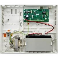 Teletek - CA62/LED62 - Контролен Панел 6-12 Зони с Клавиатура LED62, Кутия, Траф и Клема