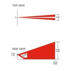 Paradox - CU-4 - Леща Тип Завеса за Датчици на Paradox - DG85 и PMD85
