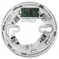 DMTech - B9000D - Стандартна Основа за Монтаж на Конвенционални Пожароизвестителни Детектори DMTech с Монтиран Диод за Регистриране Повреда Свален Детектор