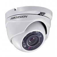 Hikvision - DS-2CE56D0T-IRMF - 2 Мегапикселова 4 в 1, HD-TVI / AHD / HD-CVI / CVBS Камера за Външен Монтаж с Вградено IR Осветление до 20 м, 25 к/с @ 1080P, Обектив 2.8 мм