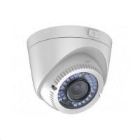 Hikvision - DS-2CE56D0T-VFIR3F - 2 Мегапикселова 4 в 1 HD-TVI / AHD / HD-CVI / CVBS Камера за Външен Монтаж с Вградено IR Осветление до 30 м, 25 к/с @ 1080P, Обектив 2.8-12 мм