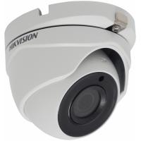 Hikvision - DS-2CE56D8T-ITMF - 2 Мегапикселова 4 в 1 (HD-TVI / HDCVI / AHD / CVBS) Камера за Външен Монтаж с Вградено IR Осветление до 20 м, 25 к/с @ 1080P, Обектив 2.8 мм