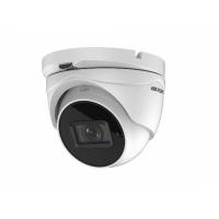 Hikvision - DS-2CE56H0T-IT3ZF - 5 Мегапикселова 4 в 1, HD-TVI / AHD / HD-CVI / CVBS  Камера за Външен Монтаж с Вградено IR Осветление до 40 м, 20 к/с @ 5 MP, Обектив 2.7 - 13.5 мм