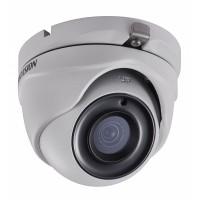 Hikvision - DS-2CE56H0T-ITMF - 5 Мегапикселова 4 в 1, HD-TVI / AHD / HD-CVI / CVBS Камера за Външен Монтаж с Вградено IR Осветление до 20 м, 20 к/с @ 5 MP, Обектив 2.8 мм