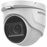 Hikvision - DS-2CE76H8T-ITMF - 5 Мегапикселова 4 в 1, HD-TVI / AHD / HD-CVI / CVBS Камера за Външен Монтаж с Вградено IR Осветление до 30 м, 20 к/с @ 5 MP, Обектив 2.8 мм
