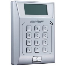 Hikvision - DS-K1T802E - Самостоятелен Контролер за Контрол на Достъп, EM 125 kHz Карти