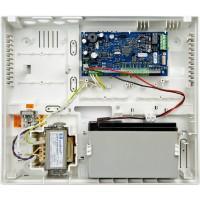 Teletek - Eclipse 32/LCD 32 - Контролен Панел 8-32 Зони с Клавиатура Eclipse LCD 32, Пластмасова Кутия и Траф