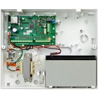 Teletek - Eclipse 8 - Контролен Панел 8 Зони с Клавиатура LED 8, Кутия и Траф