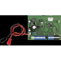 Teletek - PGM 8 PS - Разширител за Програмируеми Изходи с Вграден Захранващ Блок, 8 PGM, Съвместим с Eclipse 32 (Платка)