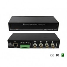 Folksafe - FS-4504SR - 4 Канален Пасивен Видео Балун, CVBS (Аналогов)