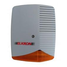 Elkron - HPA700M - Външна Бронирана Сирена със Сигнална Лампа