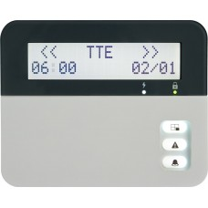 Teletek - Eclipse - LCD 32 - Жична LCD Клавиатура
