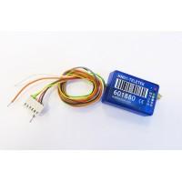 M2M - MN01-TELETEK - GPRS Комуникатор, 2 Входа, 1 Изход, Сериен Порт за Teletek Eclipse, CA62 и Vega, Смартфон Приложение