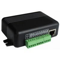 M2M - MQ03-8I-LAN - GPRS / LAN Комуникатор, 8 Входа, Сериен Порт, Смартфон Приложение