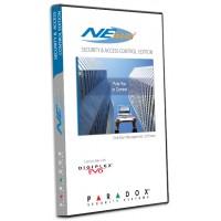 Paradox - NEW-ACC - Софтуер за Управление NEware за Краен Потребител (Версия за Охранителни Системи и Системи за Контрол на Достъп)
