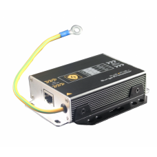Utepo - USP201E-POE -- Гръмозащита по Ethernet LAN Кабел, PoE/PoE+ Съвместимост
