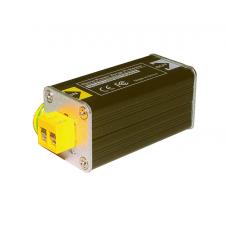 Utepo - USP201PW24 - Гръмозащита по Захранващ Кабел (12-24 Vdc/Vac), Стандарт IEC61643-21:2000