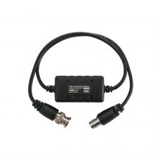 Utepo - UTP1201XP-HD - Видеотрансформатор с Вграден Видео Балун (Корекция на Смущения)