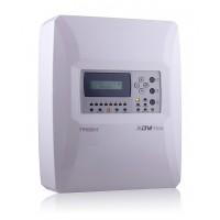 DMTech - FP9000-4 - Конвенционален Пожароизвестителeн Контролен Панел с 4 Зони с Дисплей