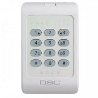 DSC - PowerSeries - PC1404RKZWH - 8 Зонова Жична LED Клавиатура с Нощно Осветление