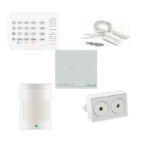 Paradox - Комплект СОТ 9 - Комплект Охранителна Система за Дома и Офиса (Paradox SP5500 + K10 + 476+ + SOSB1)