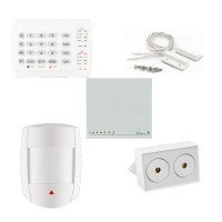Paradox - Комплект СОТ 4 - Комплект Охранителна Система за Дома и Офиса (Paradox SP65 + K10 + DG55+ + SOSB1)