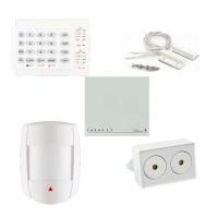 Paradox - Комплект СОТ 10 - Комплект Охранителна Система за Дома и Офиса (Paradox SP5500 + K10 + DG55 + SOSB1)