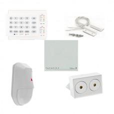 Paradox - Комплект СОТ 12 - Комплект Охранителна Система за Дома и Офиса (Paradox SP5500 + K10 + NV5 + SOSB1)