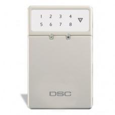 DSC - PowerSeries - LED5511Z - 8 Зонова Жична LЕD Клавиатура