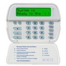 DSC - PowerSeries - RFK5500 - 64 Зонова Жична LCD Клавиатура с Пълни Съобщения и Вграден Безжичен Приемник
