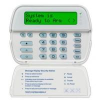DSC - PowerSeries - PK5500 - 64 Зонова Жична LCD Клавиатура с Пълни Съобщения