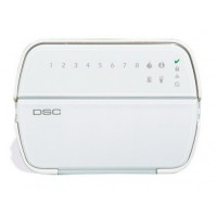 DSC - PowerSeries - PK5508 - 8 Зонова Жична LЕD Клавиатура