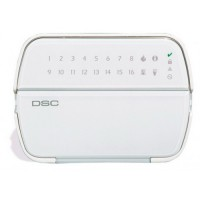 DSC - PowerSeries - PK5516 - 16 Зонова Жична LЕD Клавиатура