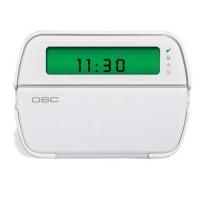 DSC - PowerSeries - RFK5501 - 64 Зонова Жична LCD Клавиатура с Икони и Вграден Безжичен Приемник