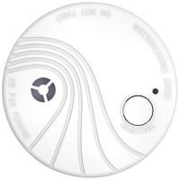 Hikvision - AX PRO - DS-PDSMK-S-WE - Безжичен Димно-Оптичен Пожарен Детектор, Двупосочна Комуникация, 868 MHz