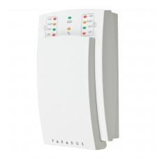 Paradox - K10V - 10 Зонова Жична LED Клавиатура (Вертикална)