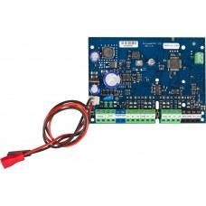 Teletek - EXP8 PS - Разширител за Зони с Вграден Захранващ Блок, 8 Входа, 1 PGM, Съвместим с Eclipse 32 (Платка)